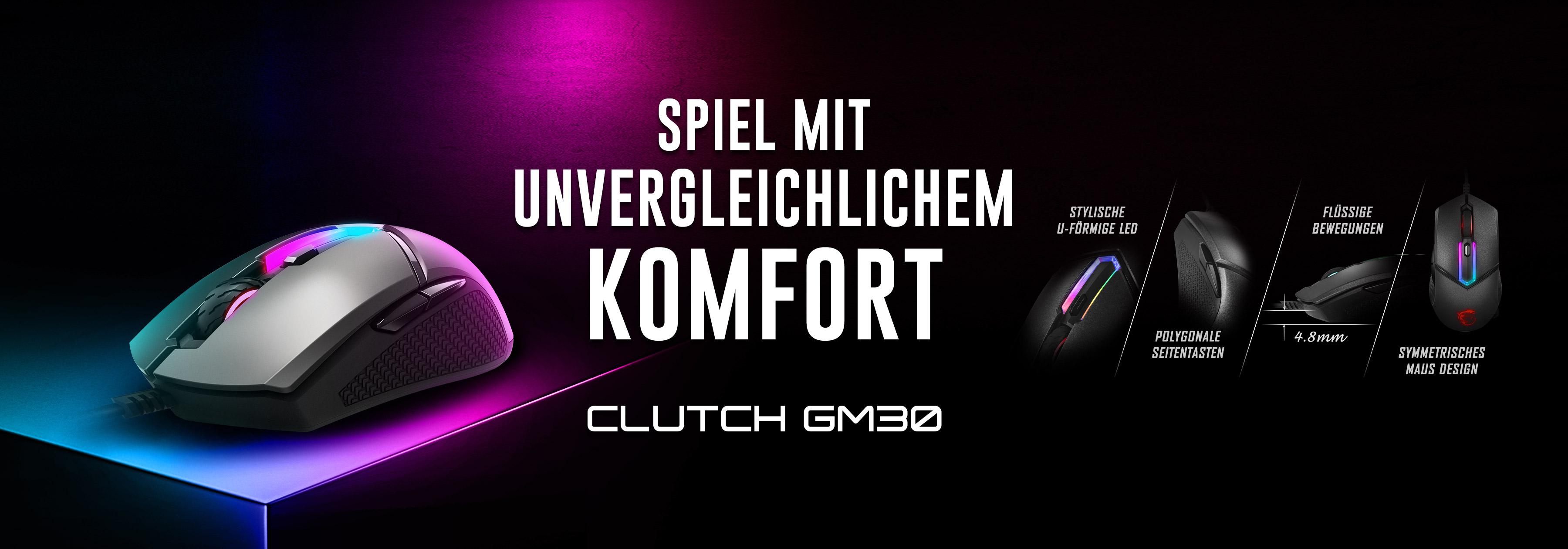 Clutch GM30