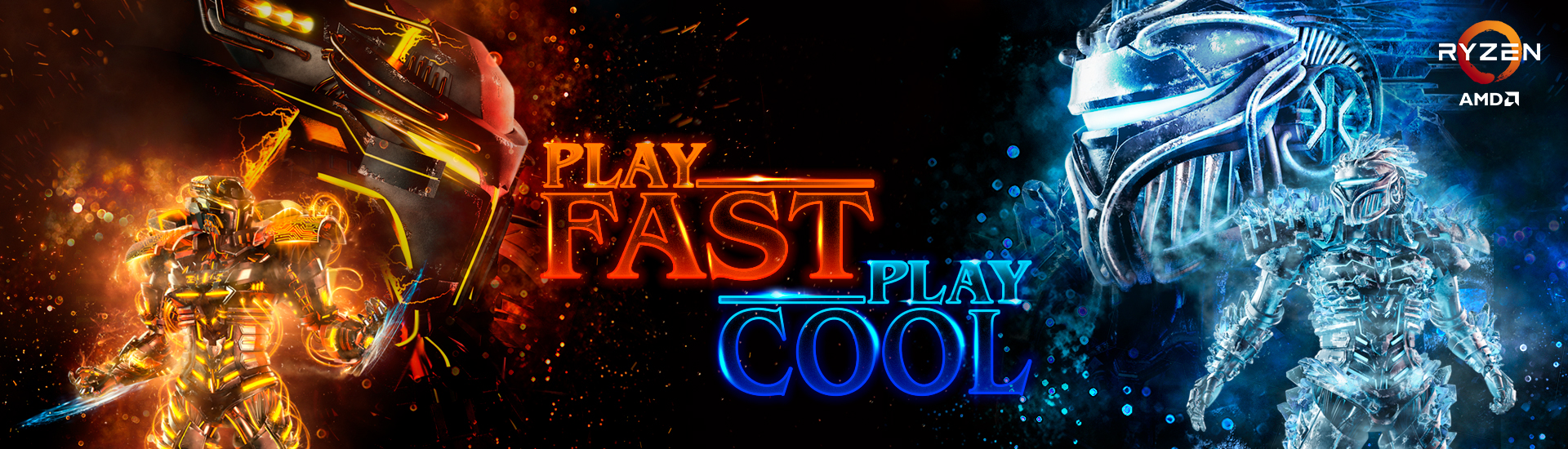 PLAY FAST AND PLAY COOL