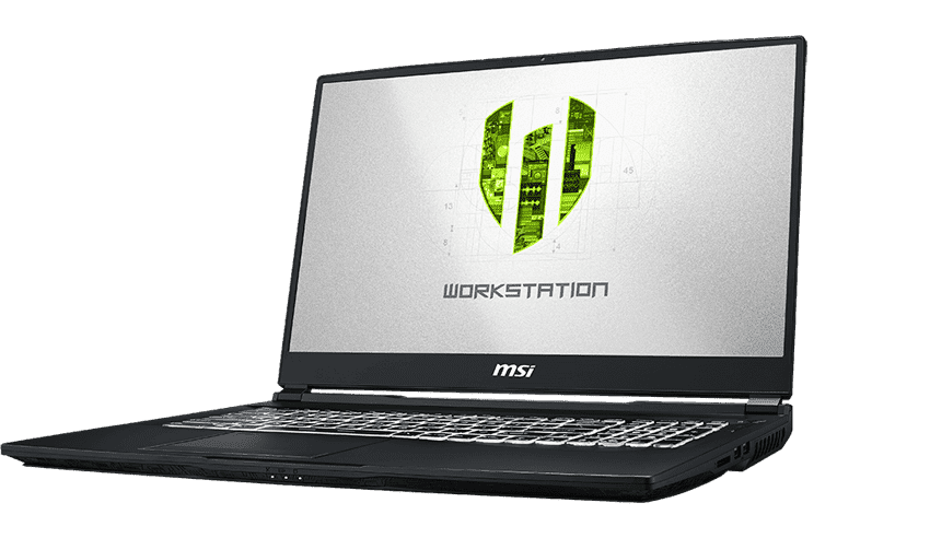 MSI WE75 Mobile Workstation