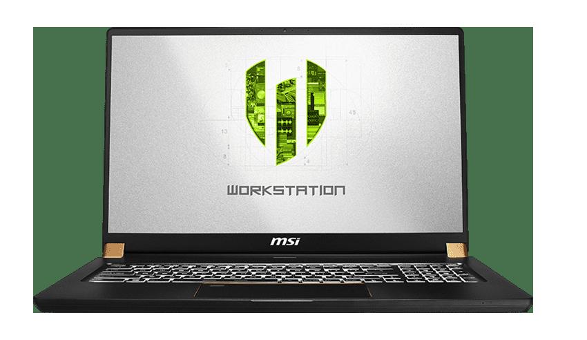 WS75 Mobile Workstation