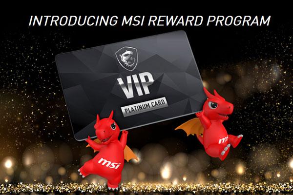 Collect points, get rewards