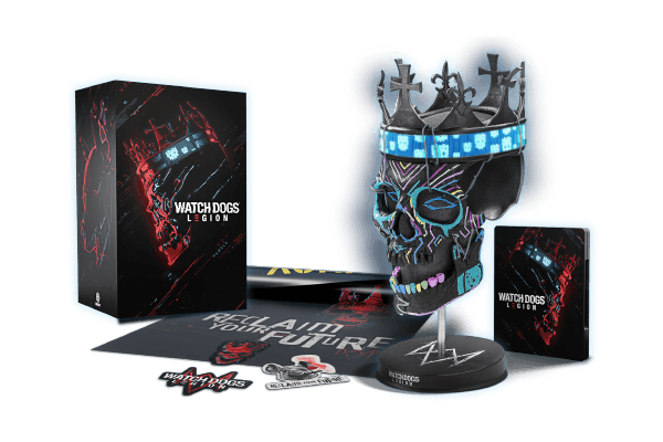 WATCH DOGS: LEGION Editor Collection