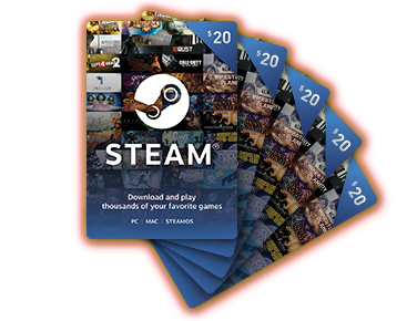 STEAM Wallet Codes