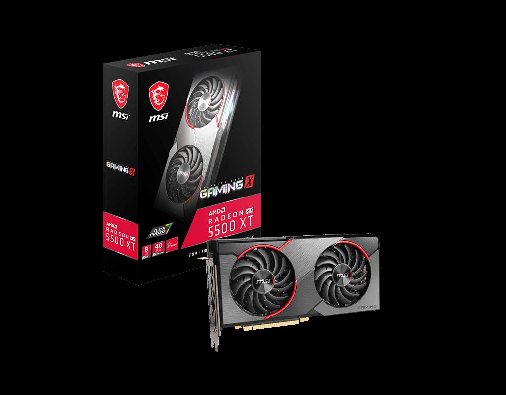 Radeon™ RX 5700 XT