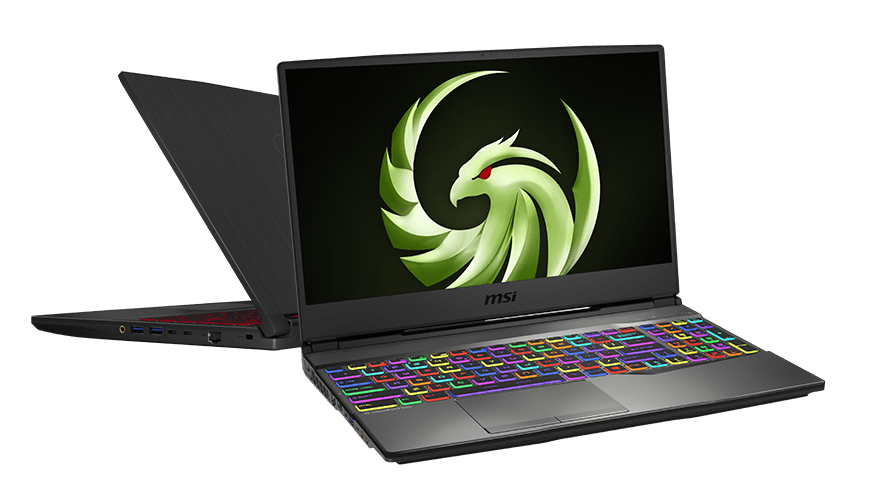 MSI Alpha 15 Laptop