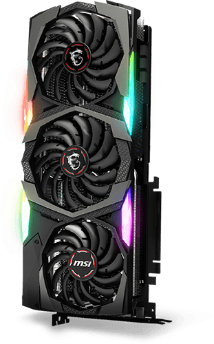 msi trio graphics card