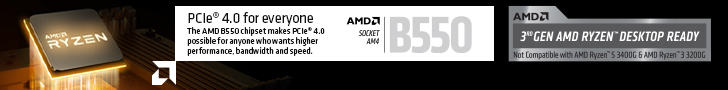 2020 3RD GEN RYZEN READY STATIC BANNERS