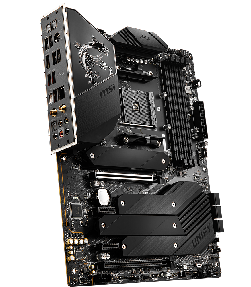 MSI MOTHERBOARDS B550 MEG B550 UNIFY 3D3