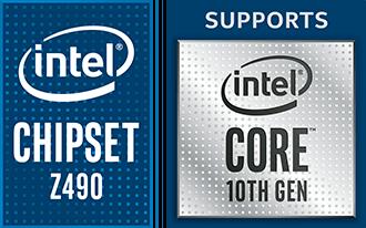 AU Z490 CPU STEAM BUNDLE