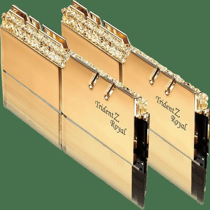 Trident Z Royal DDR4-3600Mhz
