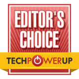 EDITOR'S CHOICE TECHPOWERUP