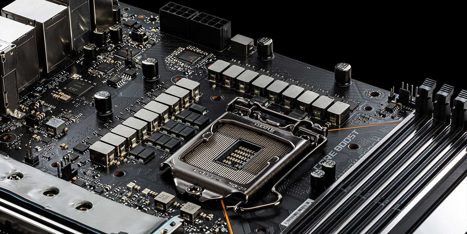 MSI MOTHERBOARDS Z490 POWER DESIGN