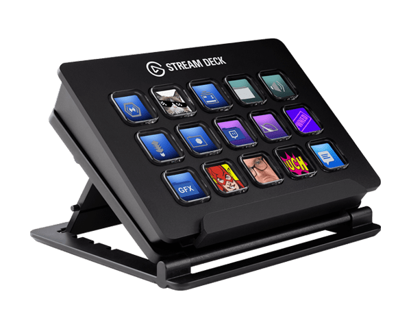 Corsair Elgato Steam Deck