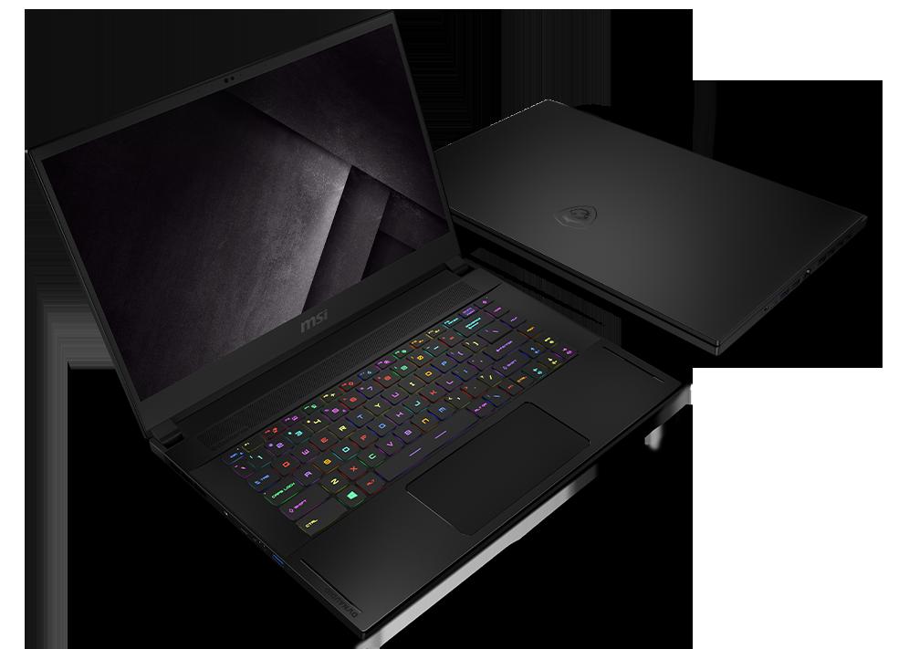 msi GS66 laptops