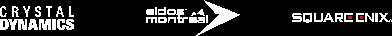 CRYSTAL DYNAMICS, eidos montreal, SQUARCCNIX