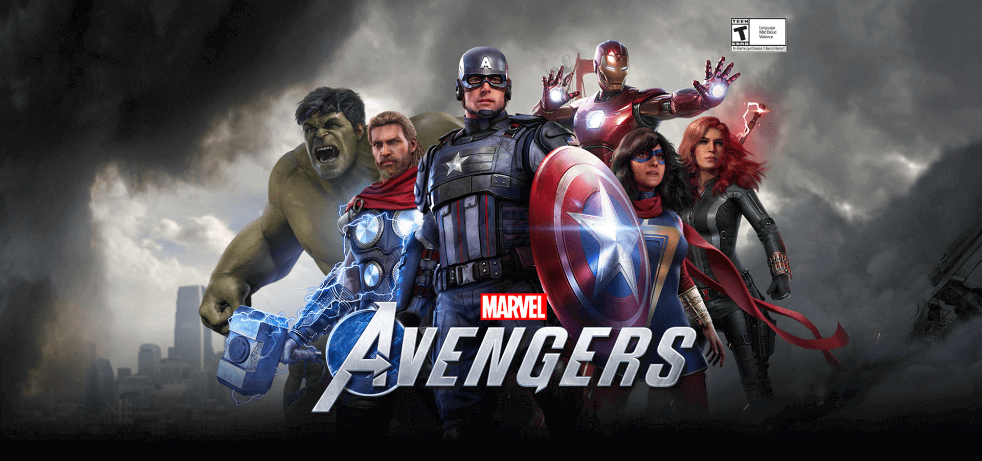 Intel Marvel's Avengers Gaming Bundle