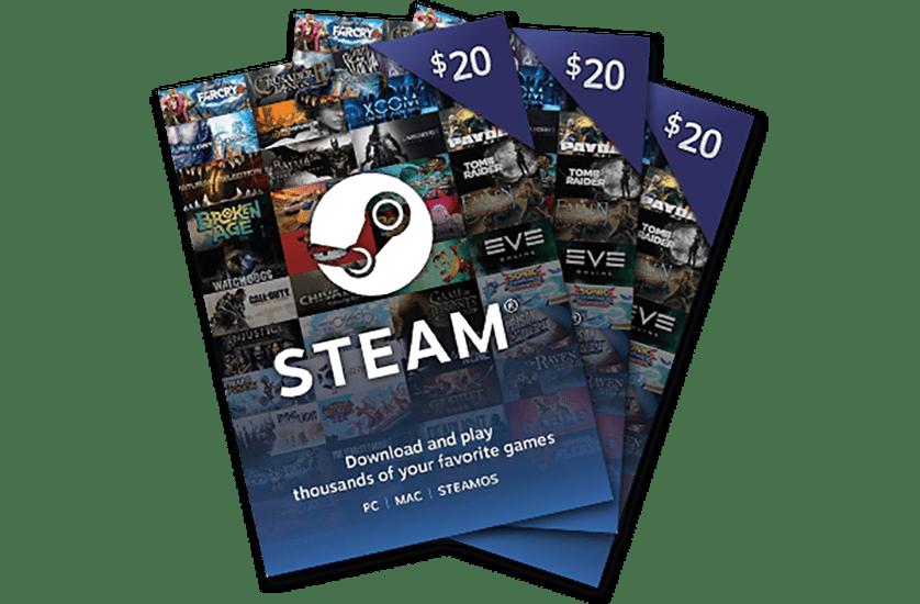steam car $20