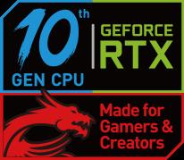 10TH RTX