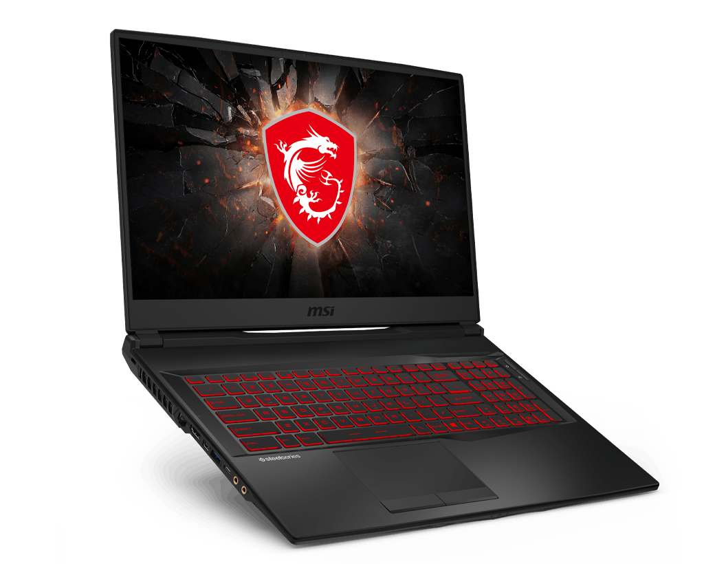msi GL Leopard series laptop
