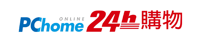 pchome 24hrs online shop logo