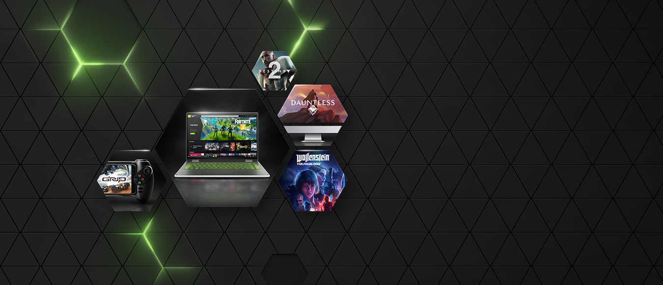 GEFORCE GAMING ANYWHERE