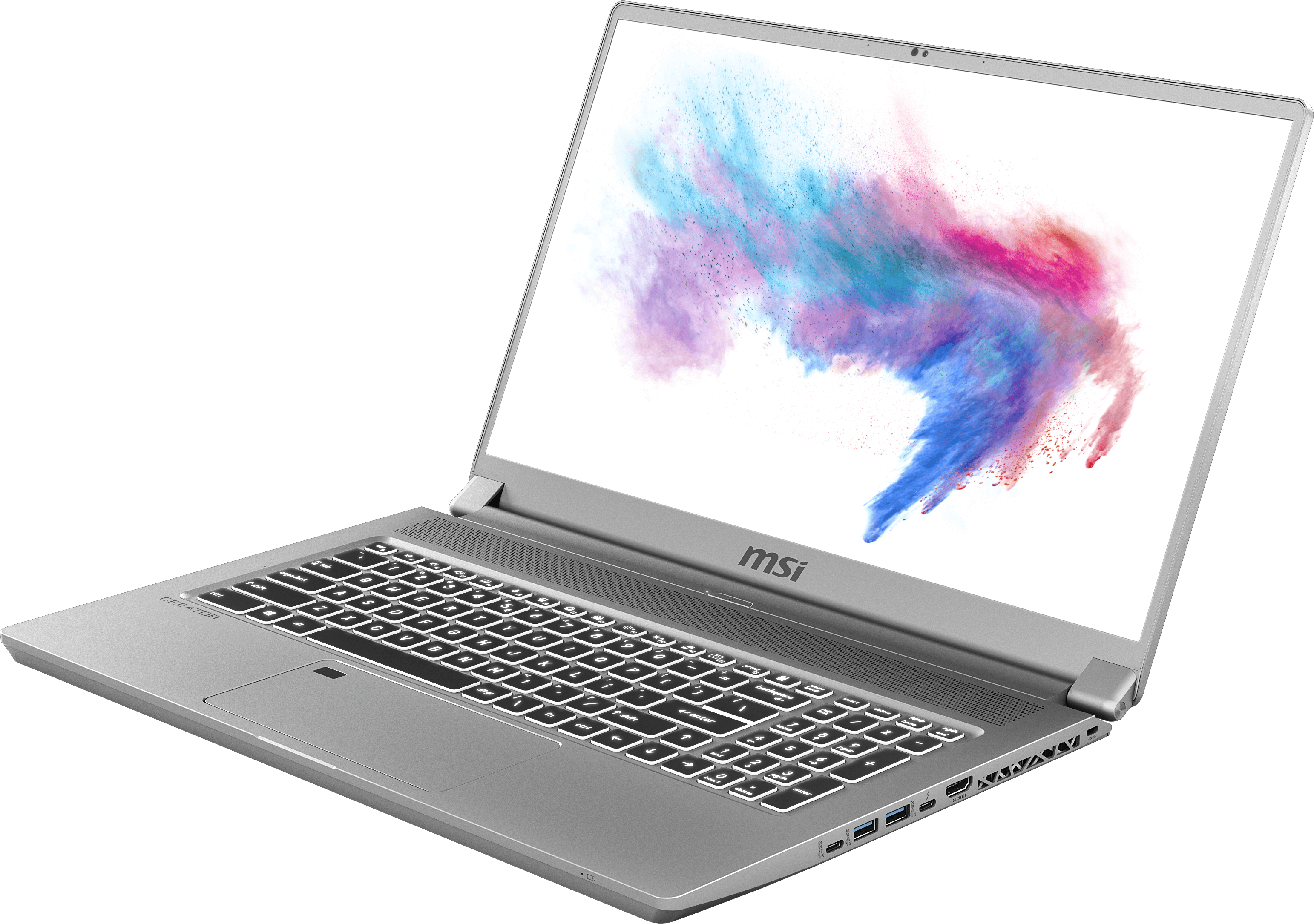 GeForce® RTX 20 SERIES Creation Laptops