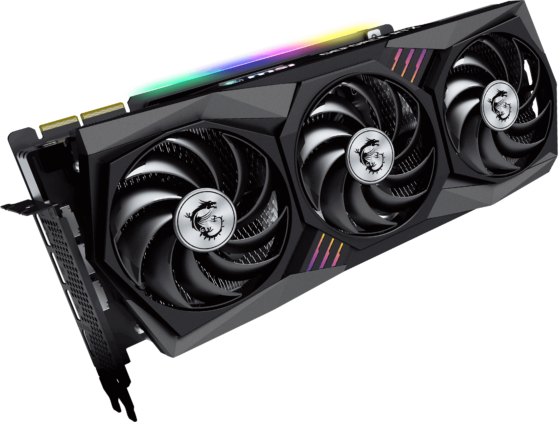 GeForce RTX<sup>TM</sup> GAMING TRIO