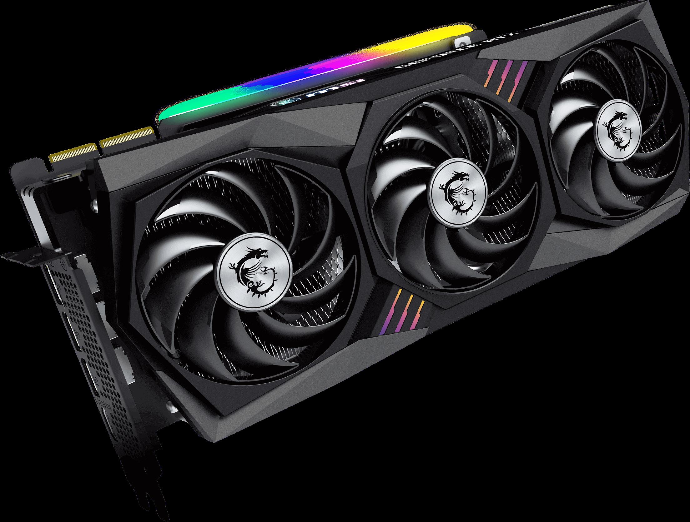 GeForce RTX™ GAMING TRIO