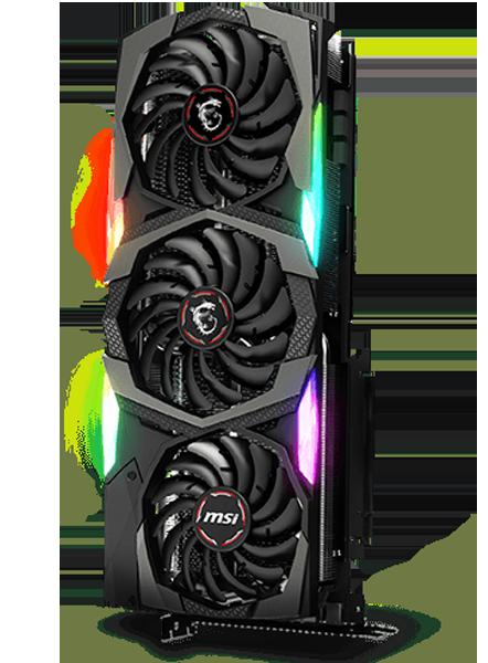 msi trio graphics card