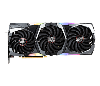 GeForce RTX 2080 SUPER GAMING X TRIO
