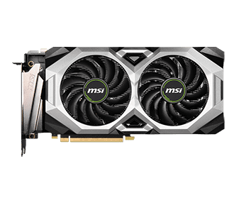GeForce RTX 2080 SUPER VENTUS XS OC