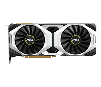 GeForce RTX 2080 Ti VENTUS GP OC