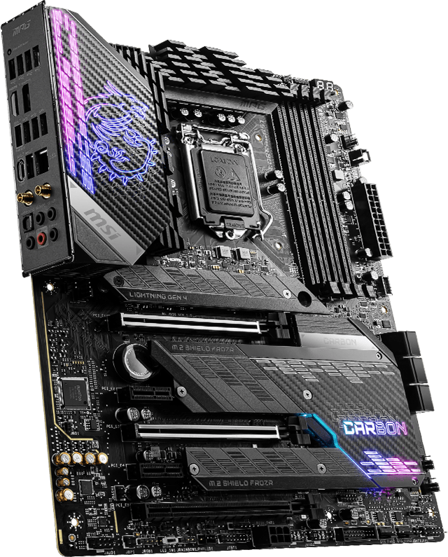 Ultimate Performance MOTHERBOARDS