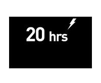 20hr charging