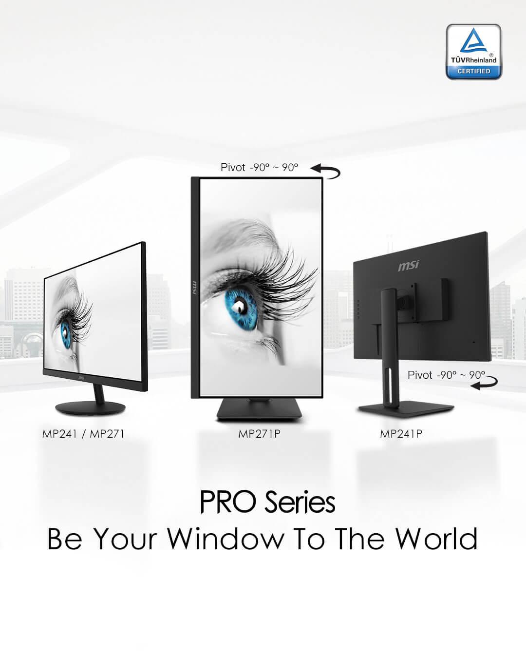 msi Pro MP Series
