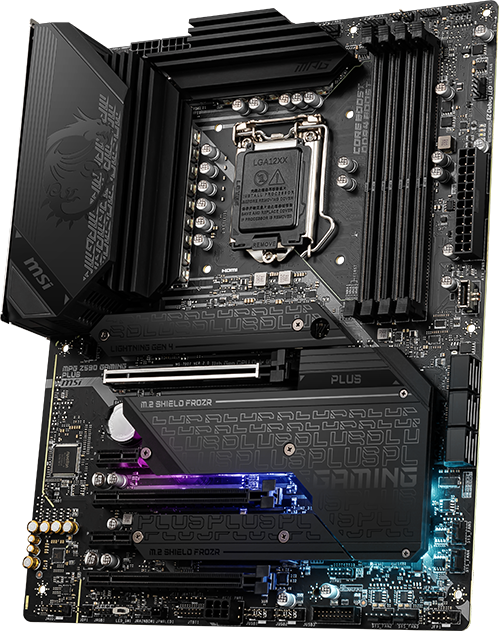 MPG Z590 GAMING PLUS
