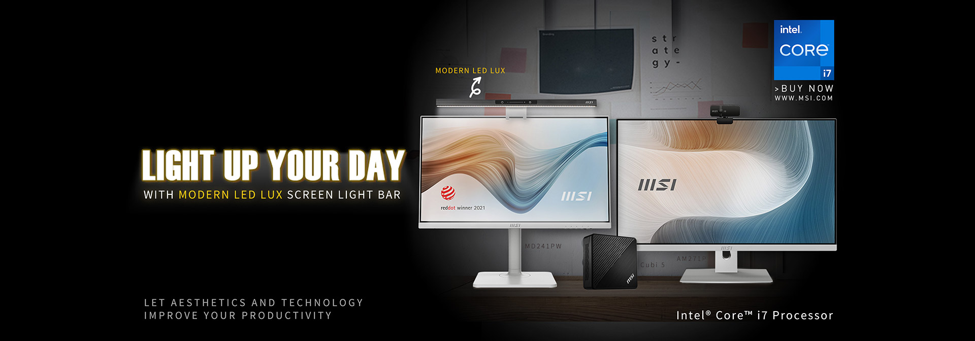 LIGHT UP YOUR DAY