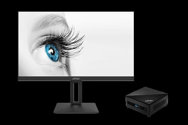 PRO Monitor & PRO PC Combo