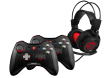 Force GC30 (one pair) + Immerse GH50 Gaming Headset