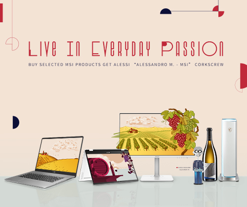 Live in Everyday Passion