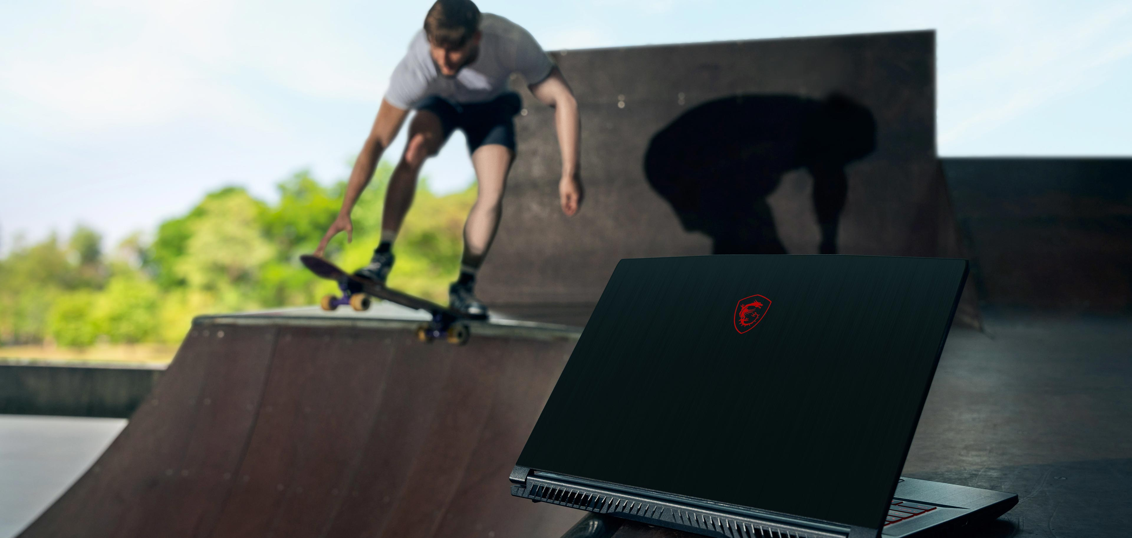 msi laptop thin