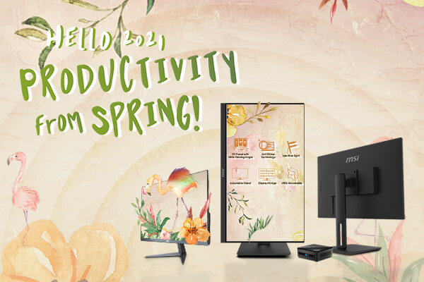 Productivity-From-Spring-PRO-series