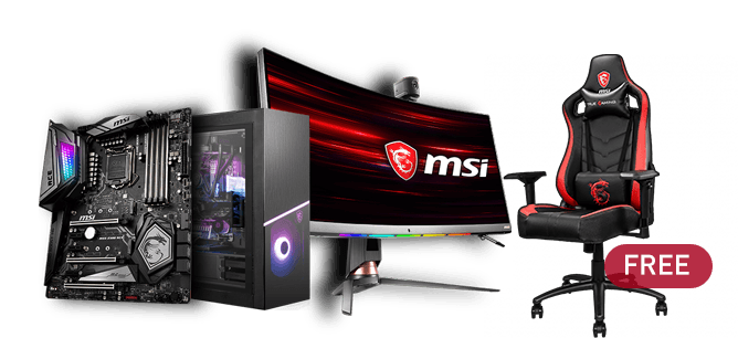 MSI EXTRA COMBO PRIZE