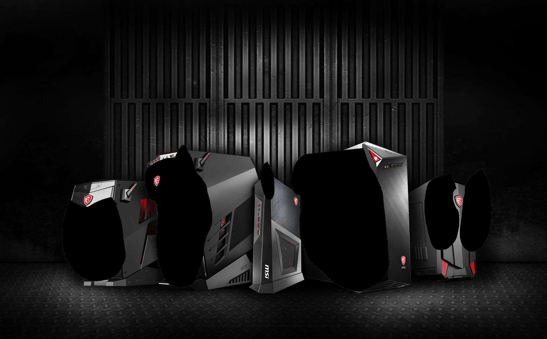 The Best Gaming PC 2019 | Gaming Desktop | MSI