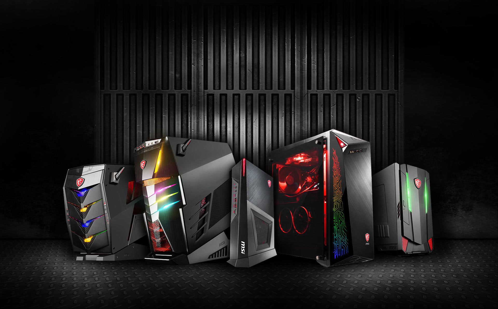 The Best Gaming Pc 2019 Gaming Desktop Msi
