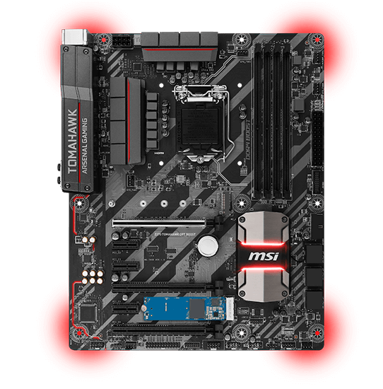 MSI OPT BOOST Motherboards - Boost in a Flash | MSI