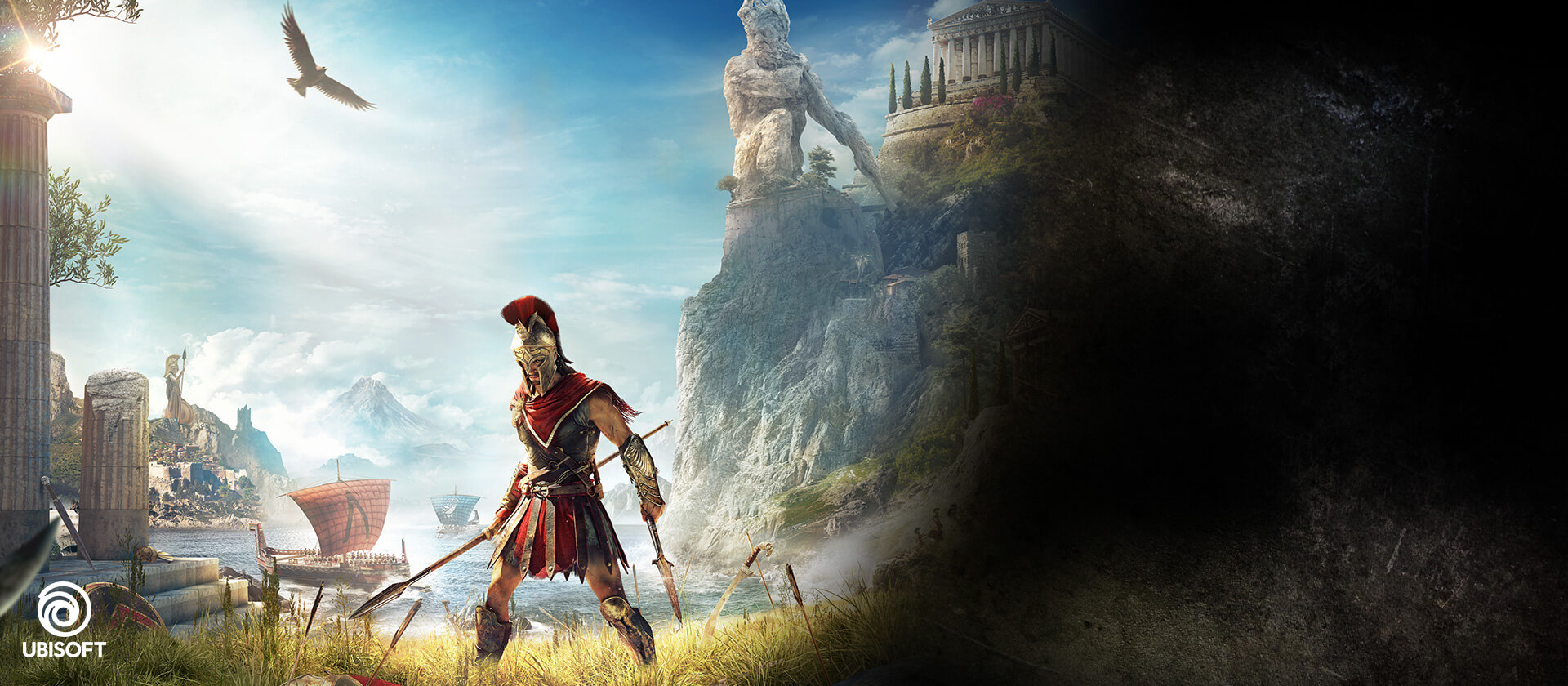 Assassin's Creed® Odyssey Game Bundle | Motherboard and ...