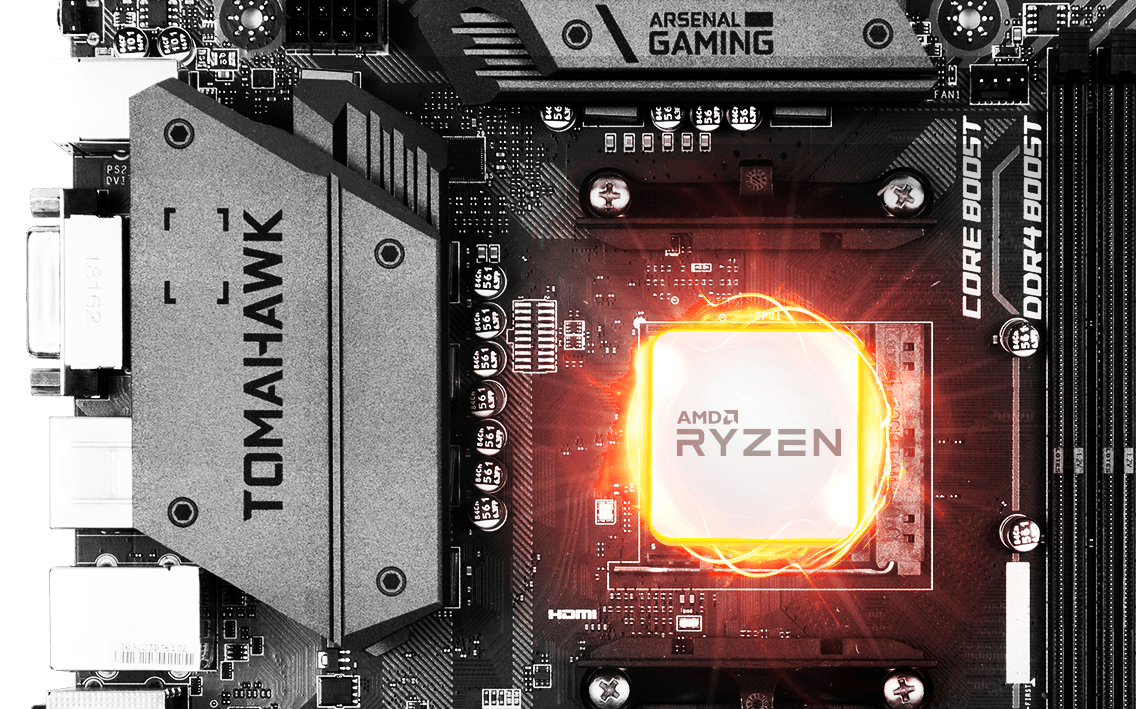 The Best Amd Ryzen Gaming Pc Build For Streaming Msi Motherboard