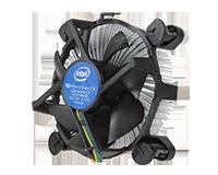 Refrigerador de stock de Intel