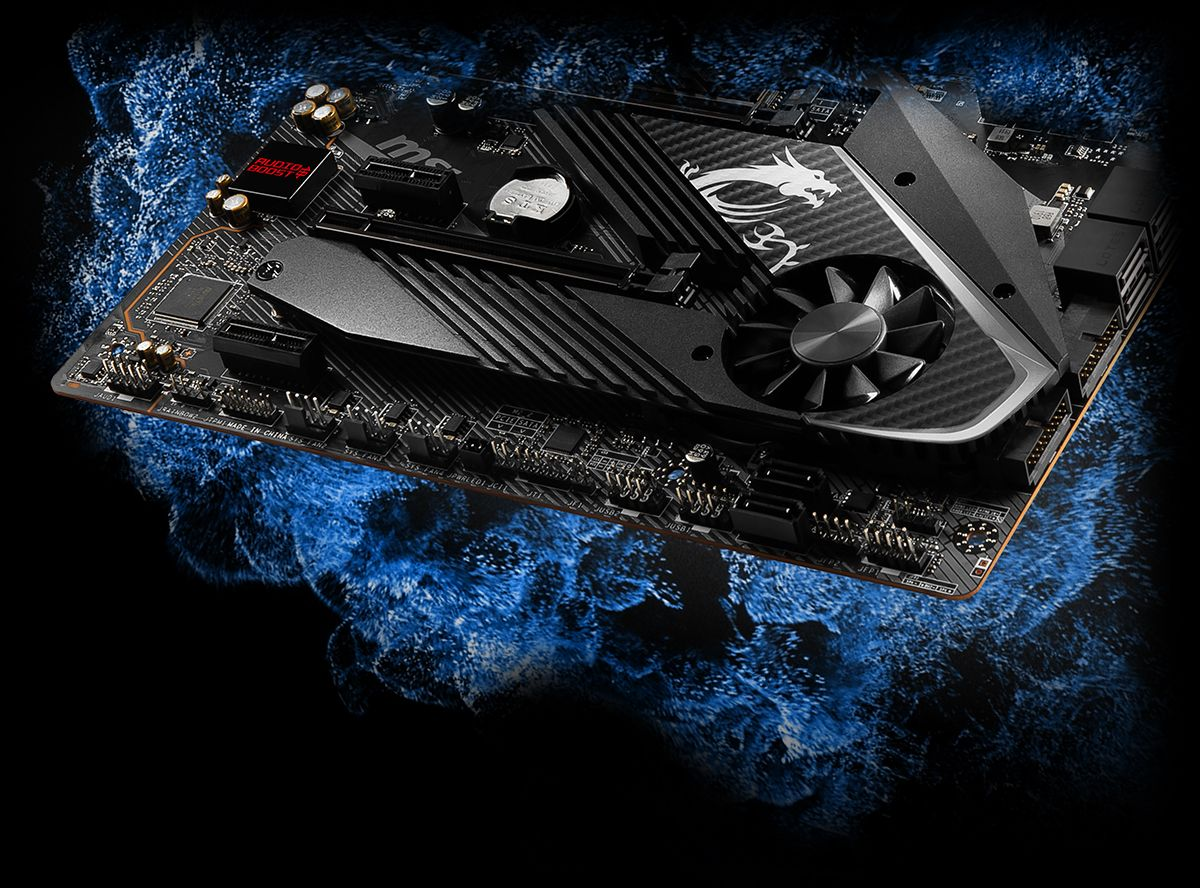 MSI COOLING M.2 SHIELD FROZR